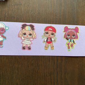 knutselen met karton voor meisjes