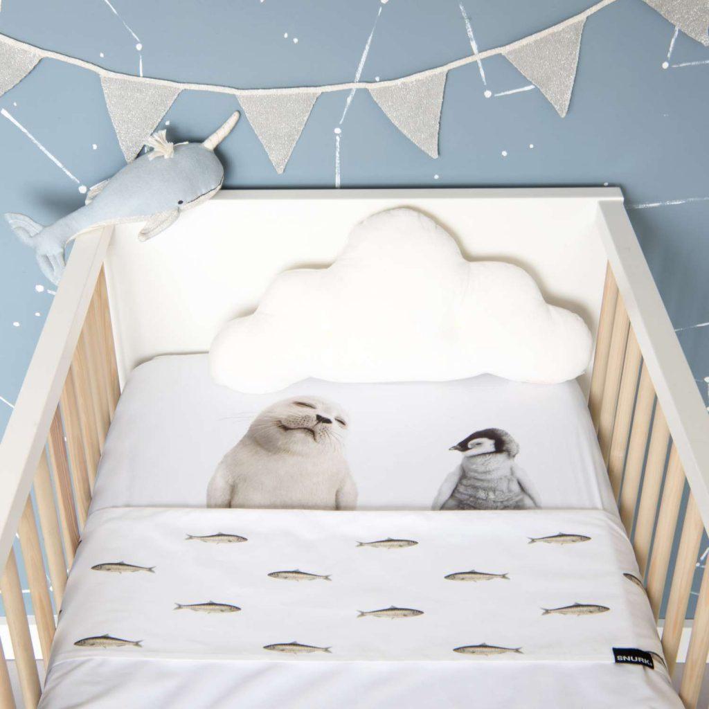 Slapen als een baby, dat doe je met SNURK